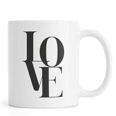 Love 2 -Tasse