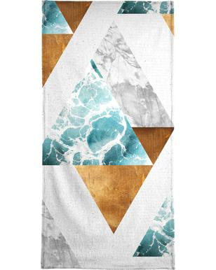 Copper 01 serviette de plage