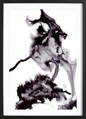 Float 03 Framed Print