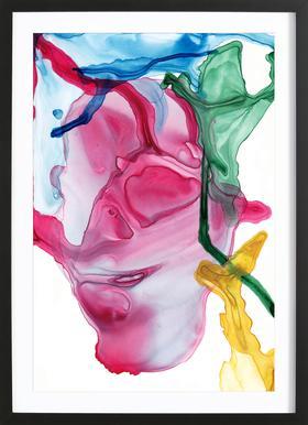 Spring 02 Framed Print