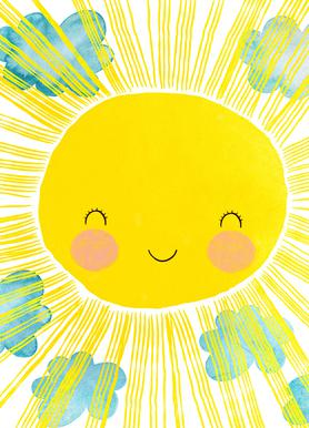 Matahari Canvas Print