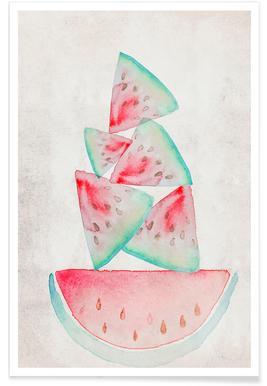 Melonen Poster
