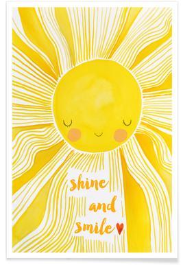 Shine and Smile affiche