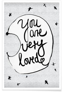 You Are Very Loved Poster