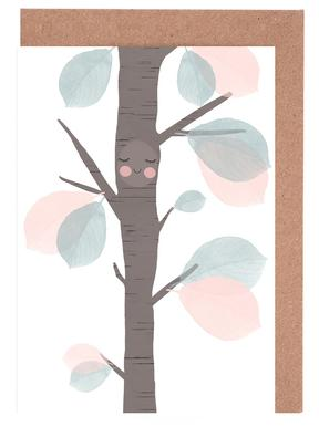 Little Tree wenskaartenset