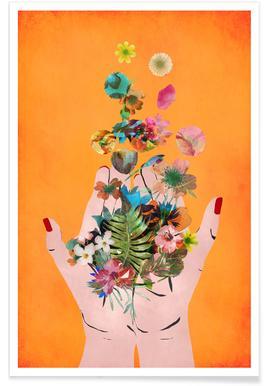 Frida's Hands affiche