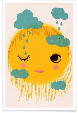 Sonne Poster