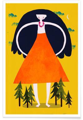 Giant Girl affiche