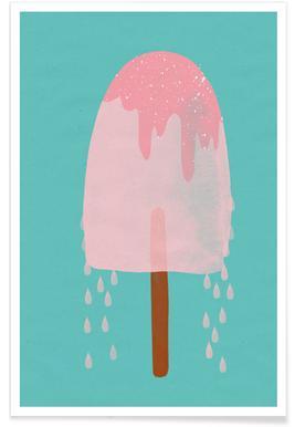 Ice Cream Strawberry