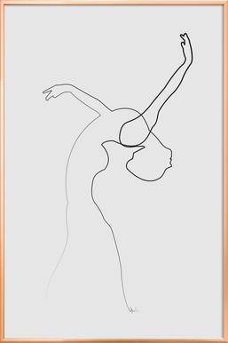 One Line Dancer