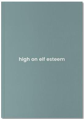 Elf-Esteem Notebook