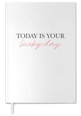 Lucky Day agenda