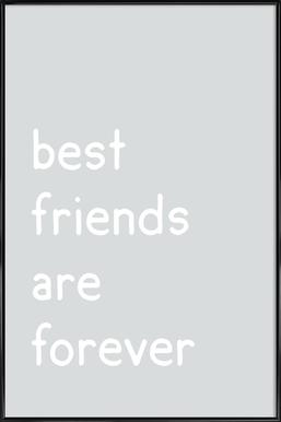 Friendship Framed Poster