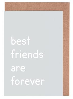 Friendship -Grußkarten-Set