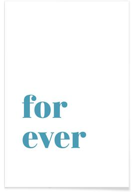 For Ever -Poster