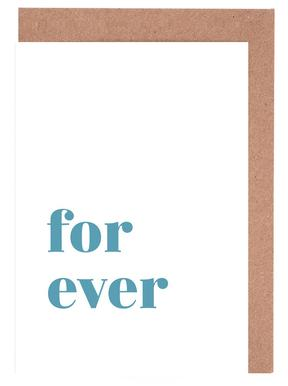 For Ever Greeting Card Set