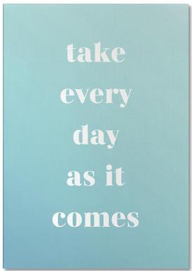 Take Every Day Notepad