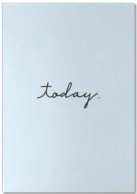 Today -Notizblock