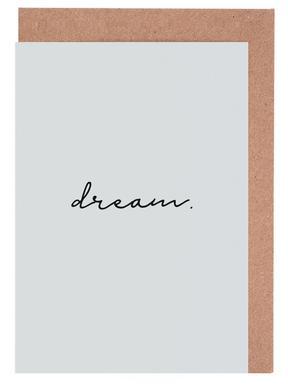 Dream Greeting Card Set