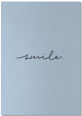 Smile -Notizblock