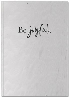 Be Joyful Notebook