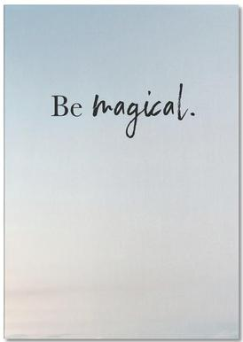 Be Magical -Notizblock