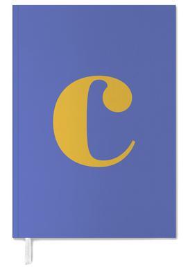 Blue Letter C -Terminplaner