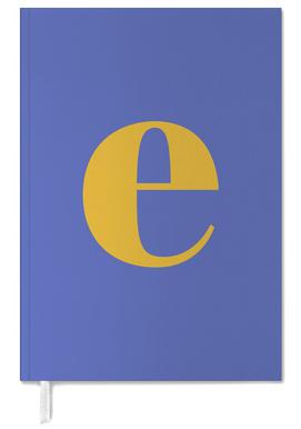 Blue Letter E agenda