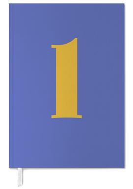 Blue Letter L -Terminplaner
