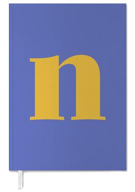 Blue Letter N agenda