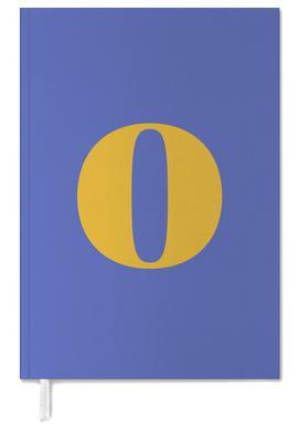 Blue Letter O -Terminplaner