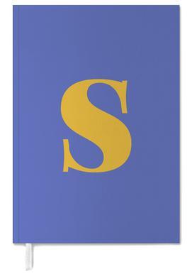 Blue Letter S -Terminplaner