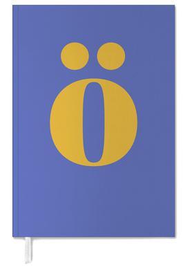 Blue Letter ö -Terminplaner