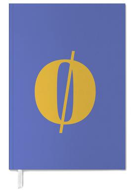 Blue Letter ø -Terminplaner