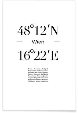 Wien -Poster
