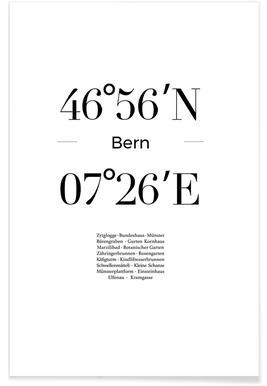 Bern Poster