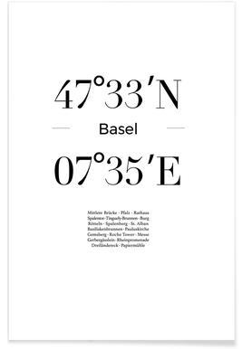 Basel -Poster