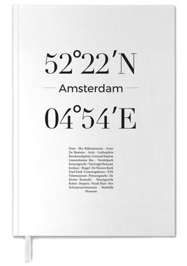 Amsterdam Personal Planner