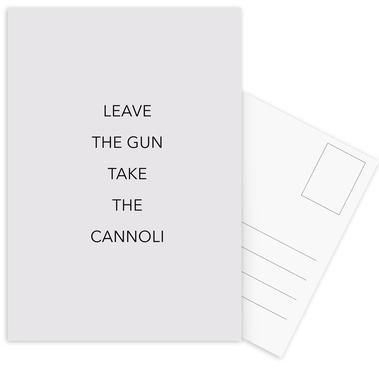 Leave the Gun