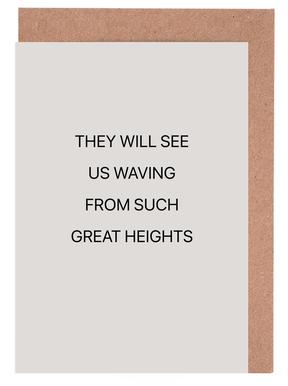 Such Great Heights