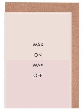 Wax on 01