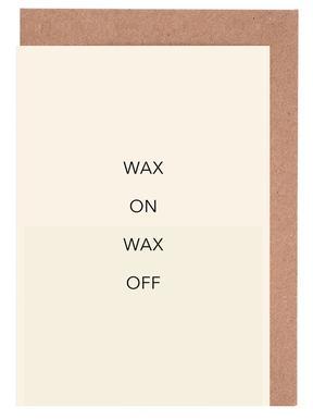Wax on 02