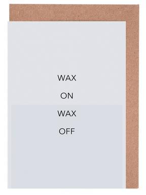 Wax on 03