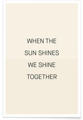 When the Sun Shines 02
