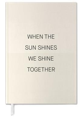 When the Sun Shines 02 -Terminplaner