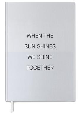 When the Sun Shines 03 Personlig kalender