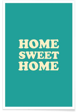 Home Sweet Home - Mint