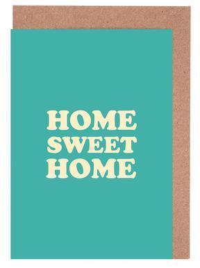 Home Sweet Home - Mint