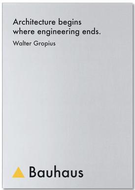 Gropius - Architecture Notepad