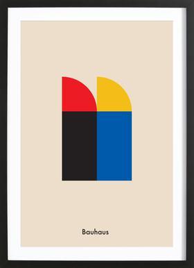 Bauhaus Archive Berlin Framed Print
